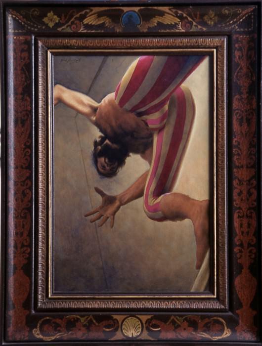 The Acrobat. Michael John Angel