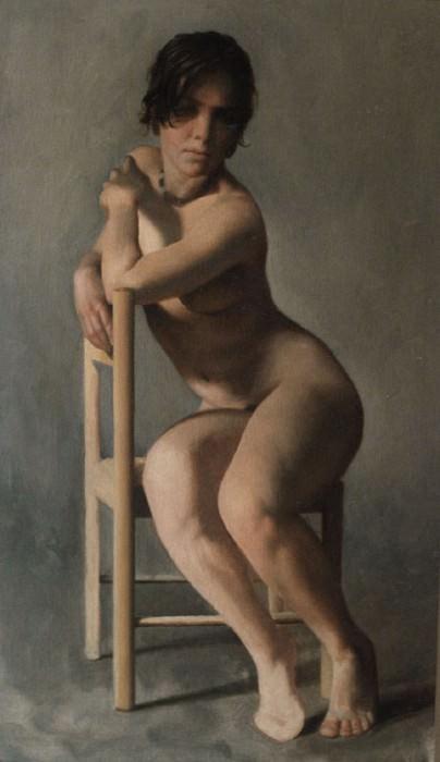 Female Nude. Michael John Angel