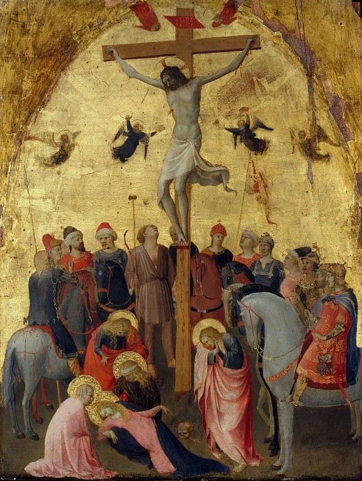 The Crucifixion. Fra Angelico