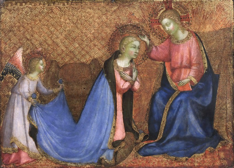 Coronation of the Virgin. Fra Angelico