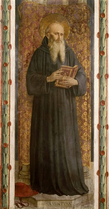 Saint Jerome. Fra Angelico