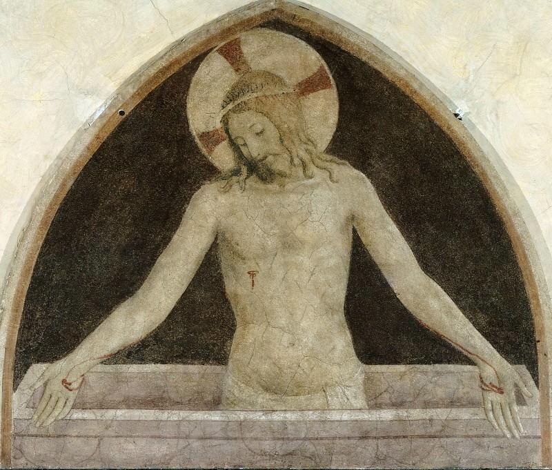 Христос в милосердии. Фра Анджелико