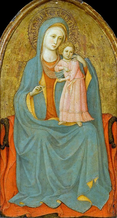 Madonna and Child. Fra Angelico