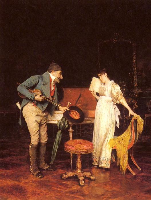 Урок музыки. Федерико Андреотти