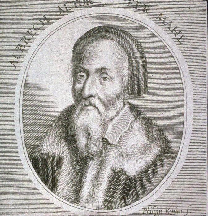 portrait-altdorfer. Albrecht Altdorfer
