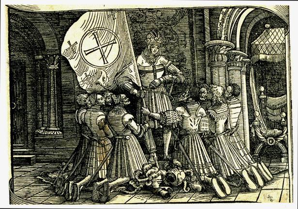 crusade-turks. Albrecht Altdorfer