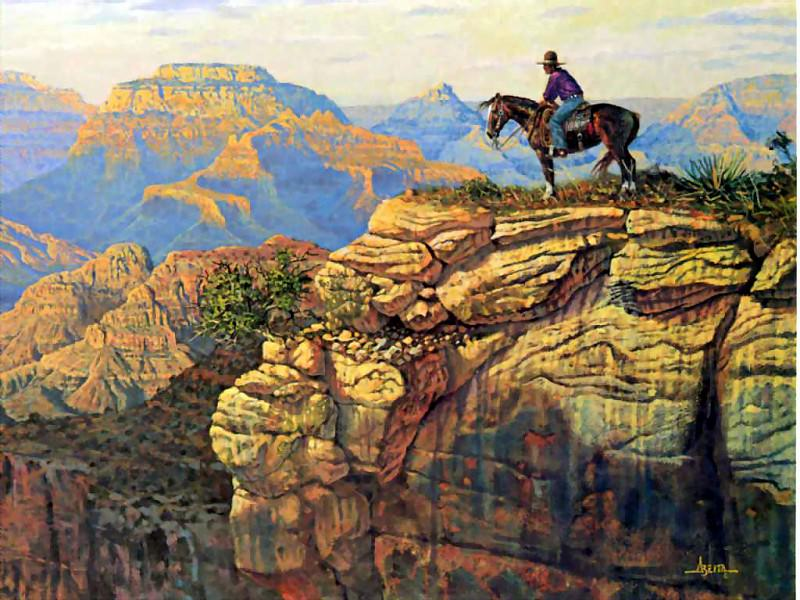 abeita grand canyon. Jimmy Albeita