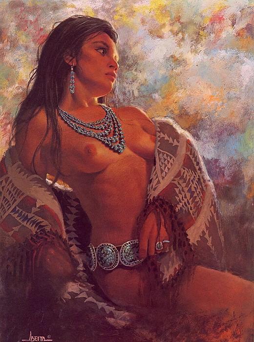 Stephanie Nude. Jimmy Albeita