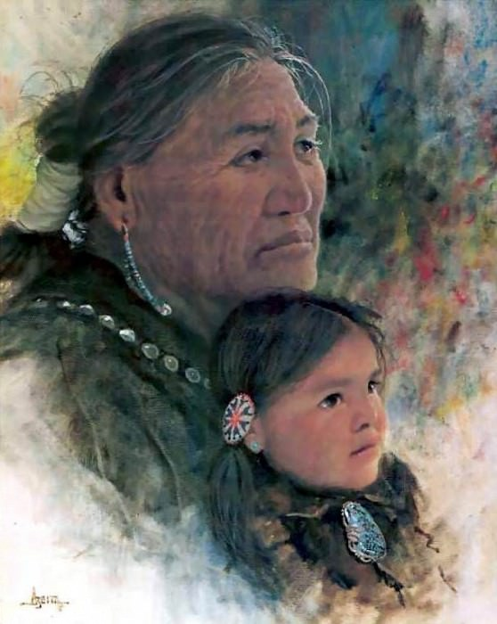 abeita two generations. Jimmy Albeita