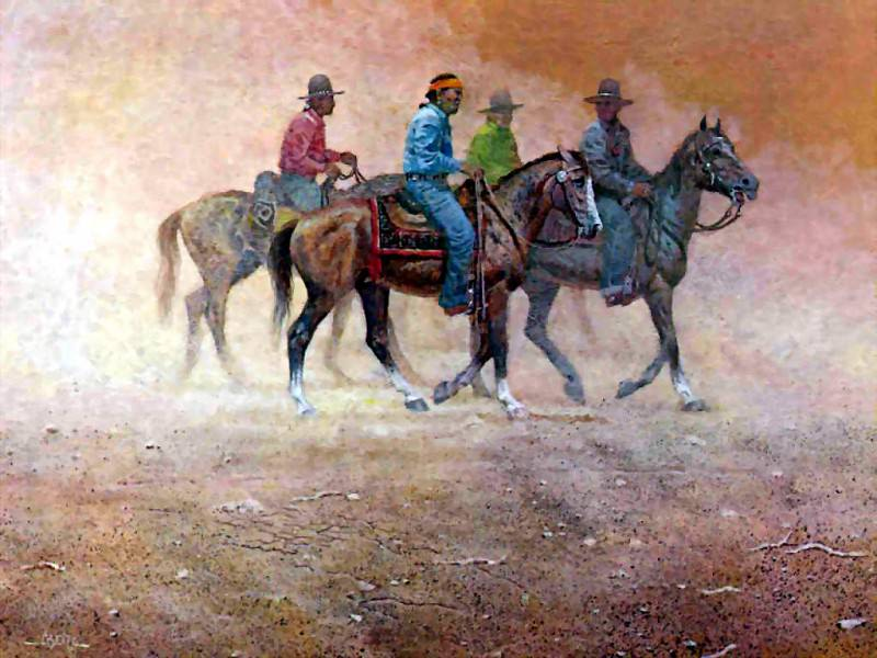 abeita reservation dust. Jimmy Albeita