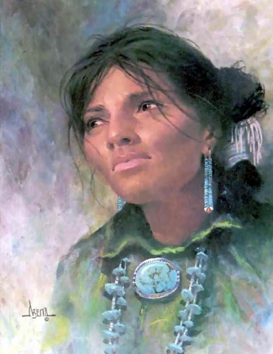 abeita turquoise lady. Jimmy Albeita