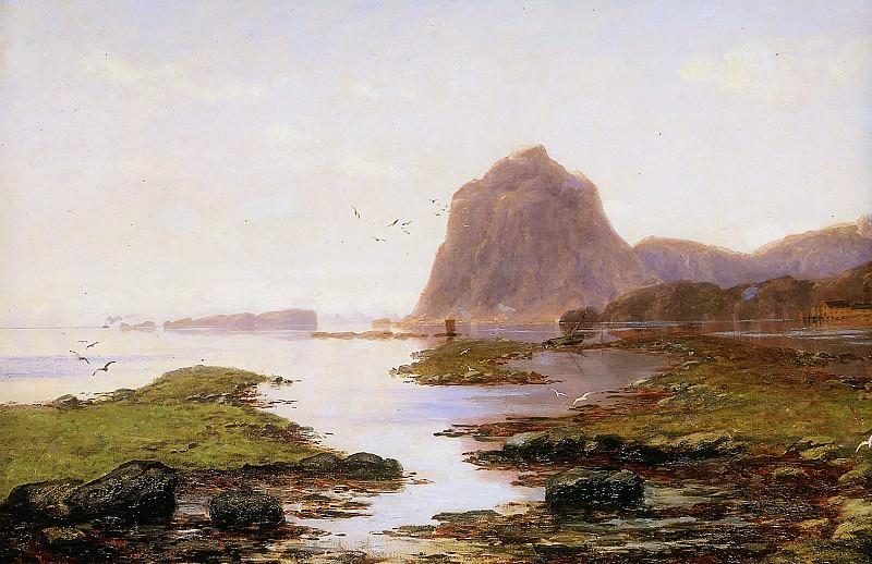 Van Lofoten Sun. Betzy Akersloot-Berg
