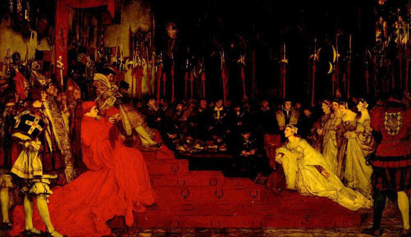 The Trial of Queen Katherine