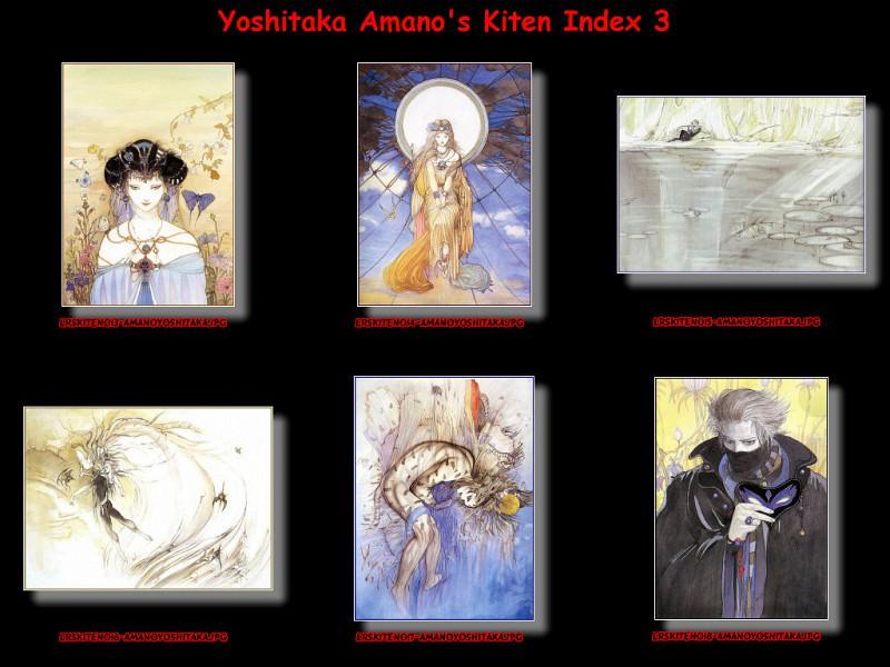 lrsKitenIdx03. Yoshitaka Amano