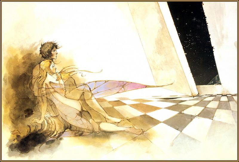 lrsKiten116-AmanoYoshitaka. Yoshitaka Amano