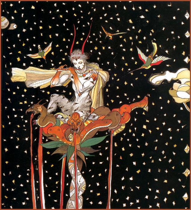 lrsKiten193-AmanoYoshitaka. Yoshitaka Amano