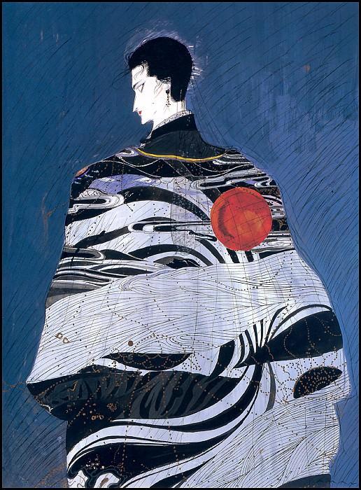 lrsKiten197-AmanoYoshitaka. Yoshitaka Amano