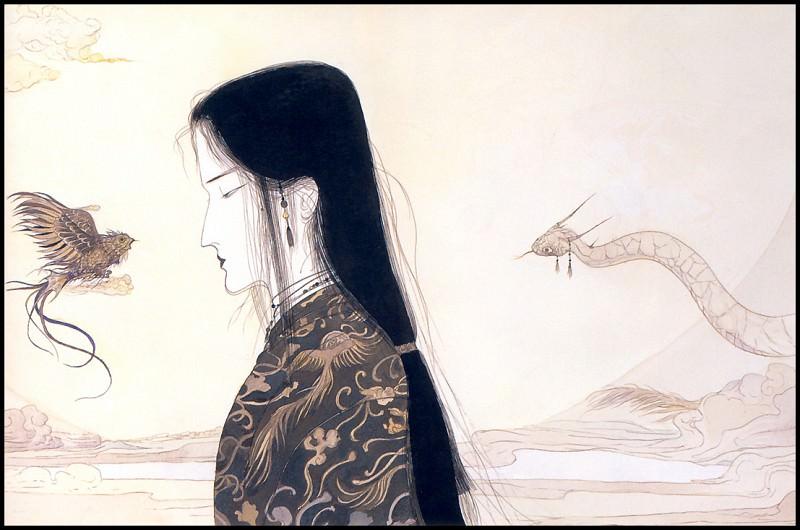 lrsKiten228-AmanoYoshitaka. Yoshitaka Amano