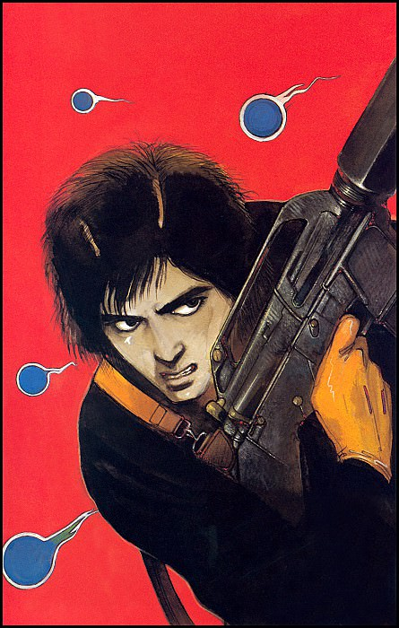 lrsKiten121-AmanoYoshitaka. Yoshitaka Amano