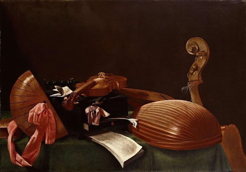Музыкальные инструменты. Эваристо Баскенис