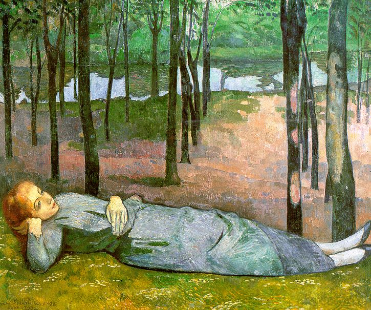 Bernard, Emile (French, 1868-1941). Emile Bernard