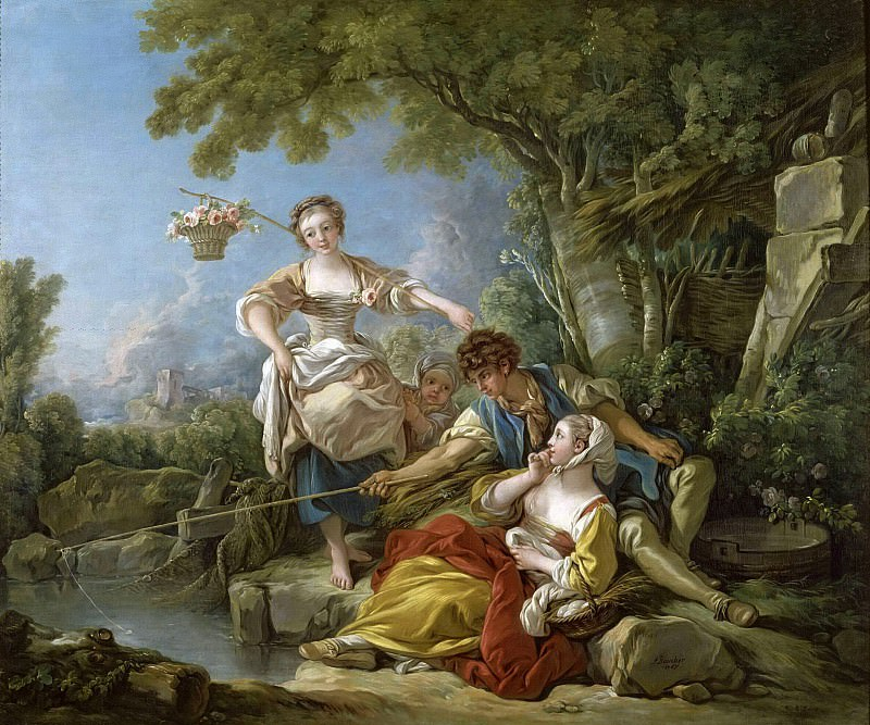 Fisheries. Francois Boucher