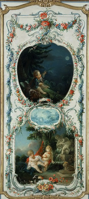 Astronomy and Hydraulics. Francois Boucher