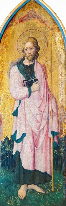 St Alessio. Bonifacio Bembo