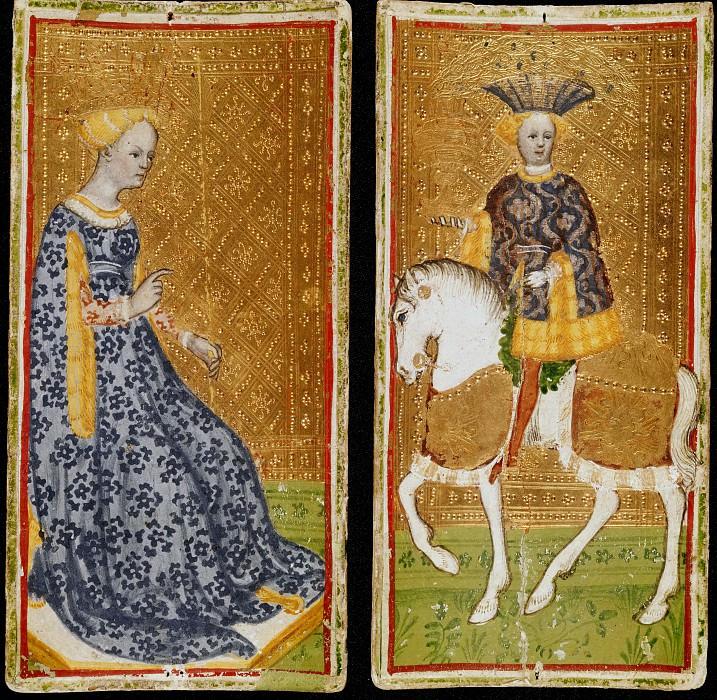 Королева мечей и Рыцарь кубков. Бонифачо Бембо