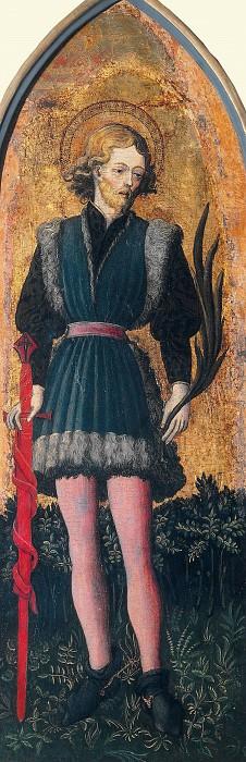 St Julian. Bonifacio Bembo