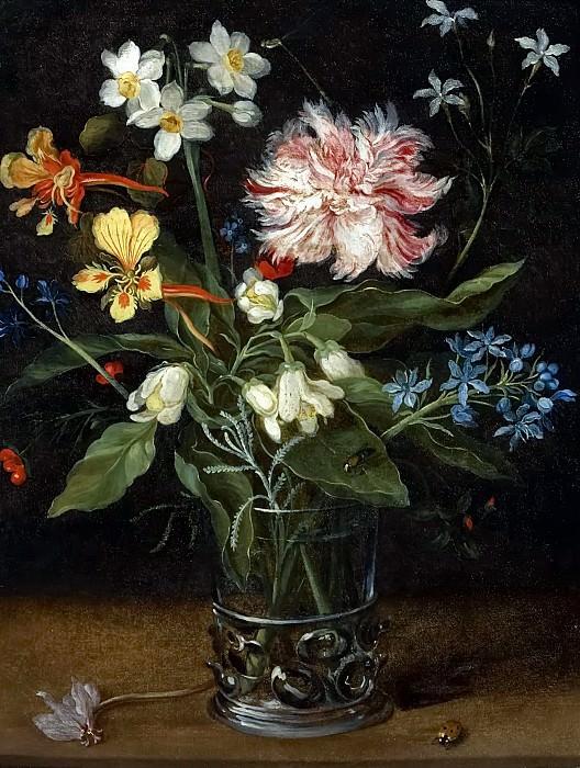 Букет цветов в вазе. Ян Брейгель Младший