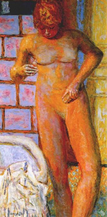 Обнаженная, 1928. Пьер Боннар