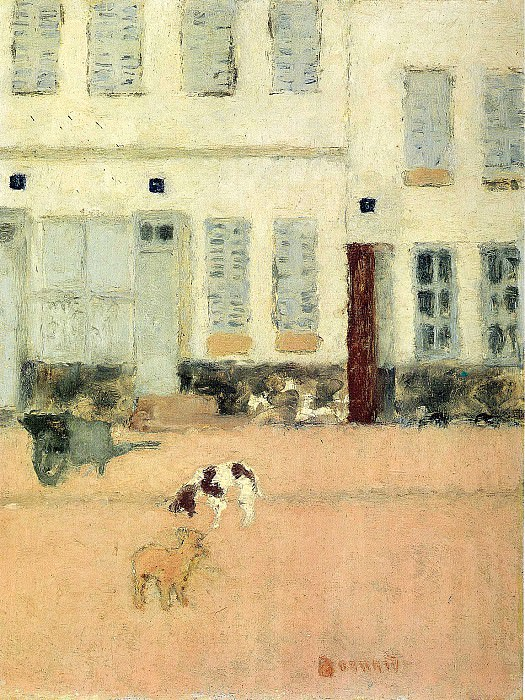 Bonnard. Пьер Боннар