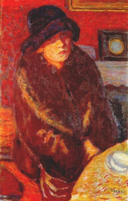 mme bonnard 1917. Pierre Bonnard