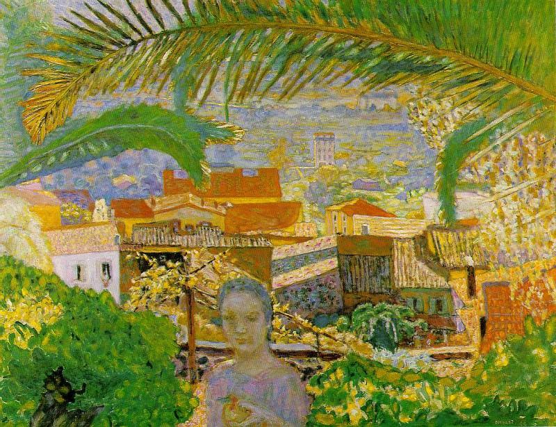 Пальма, 1926. Пьер Боннар