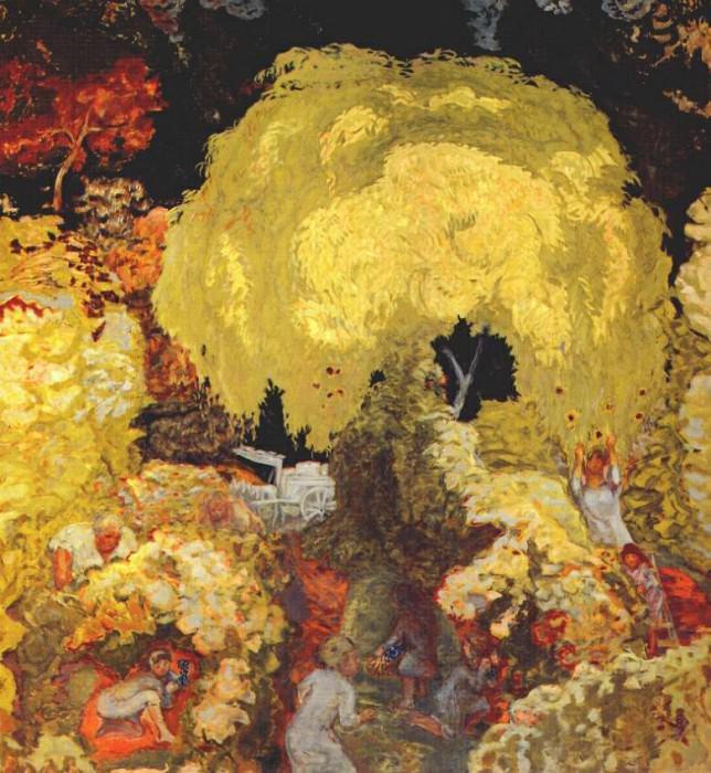 Осень, урожай винограда, 1912. Пьер Боннар