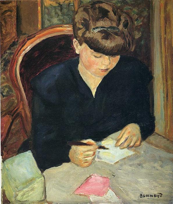 Bonnard (4). Пьер Боннар