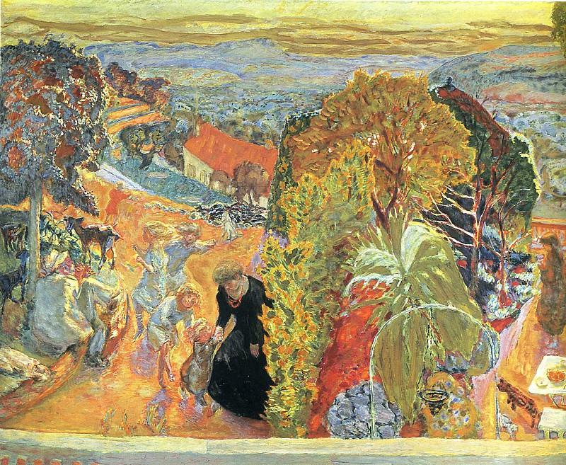Bonnard (11). Пьер Боннар