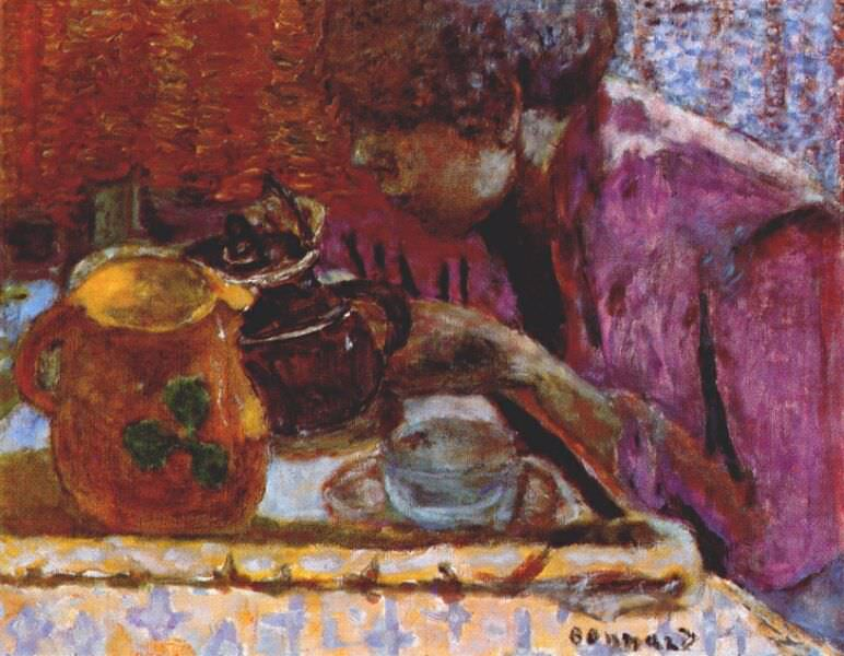 Завтрак. Пьер Боннар