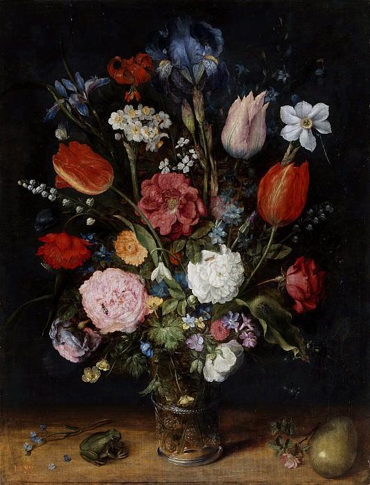 Flowers. Jan Brueghel The Elder