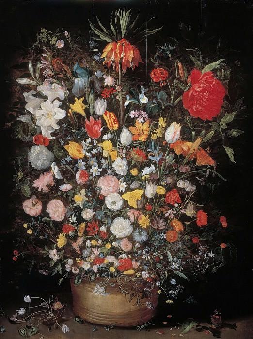 Flower Still Life. Jan Brueghel The Elder