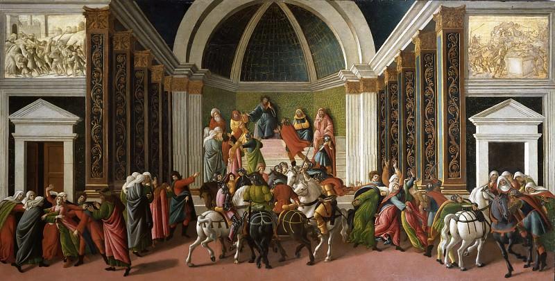 The Story of Virginia. Alessandro Botticelli
