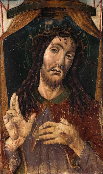 Salvator Mundi. Alessandro Botticelli