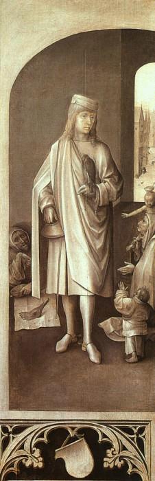 The Last Judgement, Saint Bavo. Hieronymus Bosch