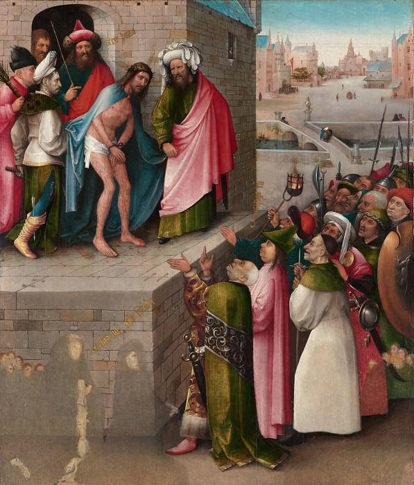 Ecce Homo. Hieronymus Bosch