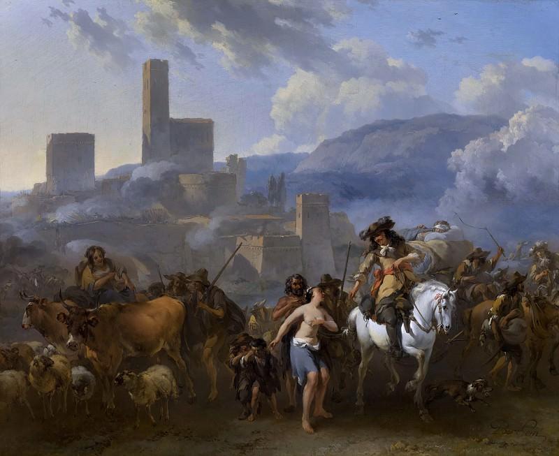 Wartime. Nicolaes (Claes Pietersz.) Berchem