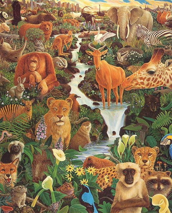 Animal Magnetism. Charles Bragg