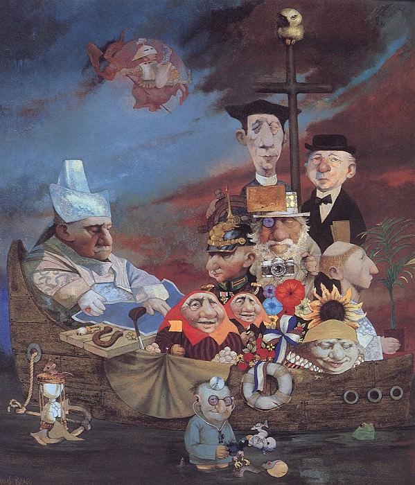Ship of Fools. Charles Bragg