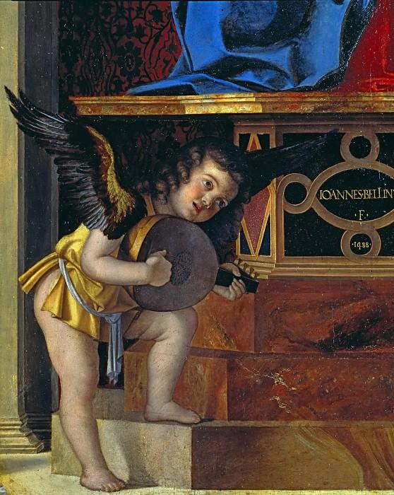 Frari Altarpiece. Giovanni Bellini