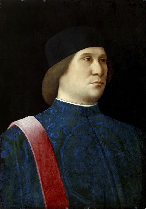 Portrait of a Procurator. Giovanni Bellini